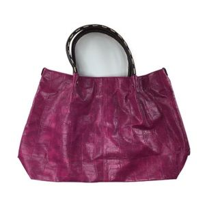 🌟3/$25🌟 Leather Tote Bag